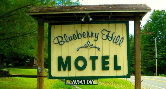 Blueberry Hill Motel