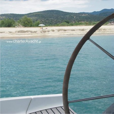 Blue waters halkidiki toroni picture of charterayacht day tours