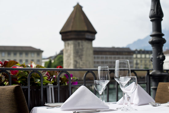 Photo of Hotel des Alpes Lucerne
