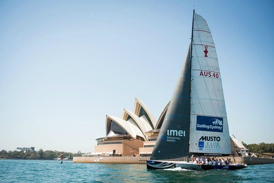 Sailing Sydney - America's Cup Sailing Experience
