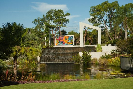 Naples Botanical Garden Fl On Tripadvisor Address