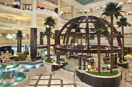 Al bustan rotana dubai united arab emirates hotel for Best value hotels in dubai