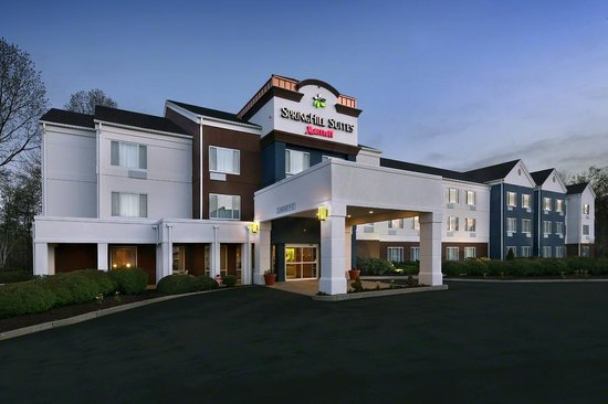 ‪SpringHill Suites Mystic Waterford‬