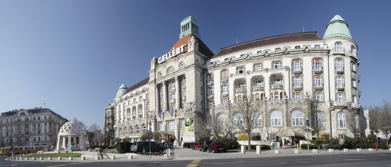 Photo of Danubius Hotel Gellert Budapest