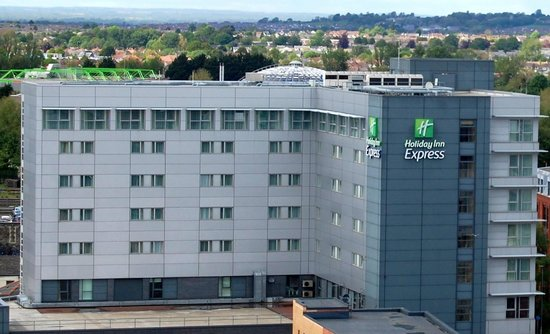 Holiday Inn Express Swindon City Centre England Hotel Reviews Tripadvisor
