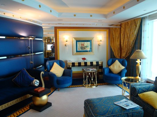Room picture of burj al arab jumeirah dubai tripadvisor for Burj al arab rooms