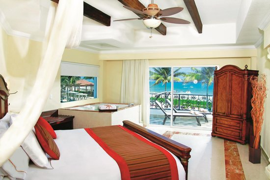 Royal Master Suite Bedroom Picture Of The Royal Playa