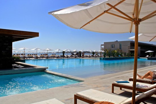 DoubleTree Resort by Hilton Hotel Paracas: pool