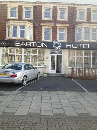 Photo of Barton Hotel Blackpool