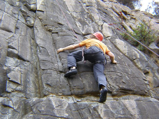 Rock Climbing Adventures Tasmania
