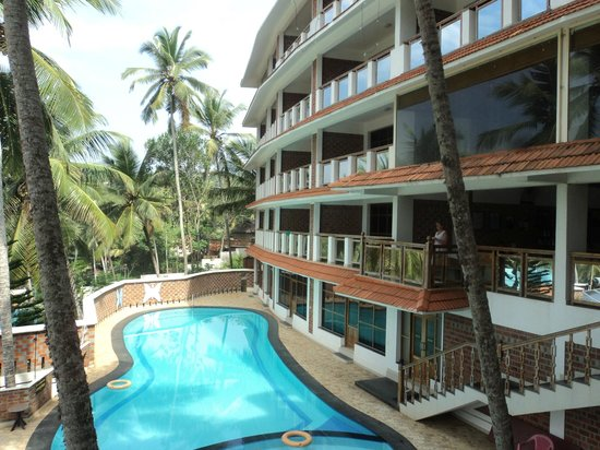 Sagara Beach Resort Kovalam Kerala Hotel Reviews