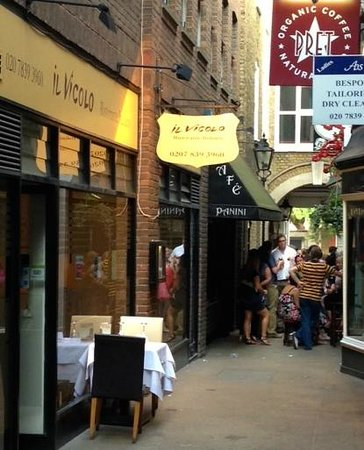 Beste dating restaurants in londen