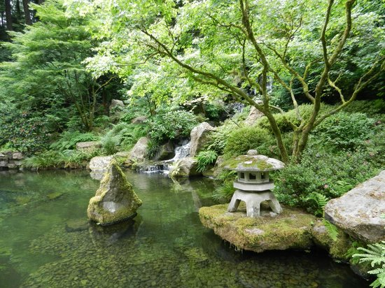Portland Portland Japanese Garden Reviews Of Hotels Flights 2015 Personal Blog
