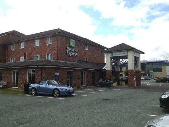 ‪Holiday Inn Express Lichfield‬