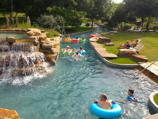 Hyatt regency lost pines resort and spa cedar creek tx for Texas spas and resorts