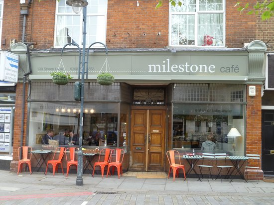 Best Grub in Sheen! - Picture of Milestone Cafe, London - TripAdvisor