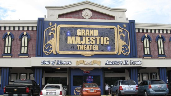 The Grand Majestic Theater