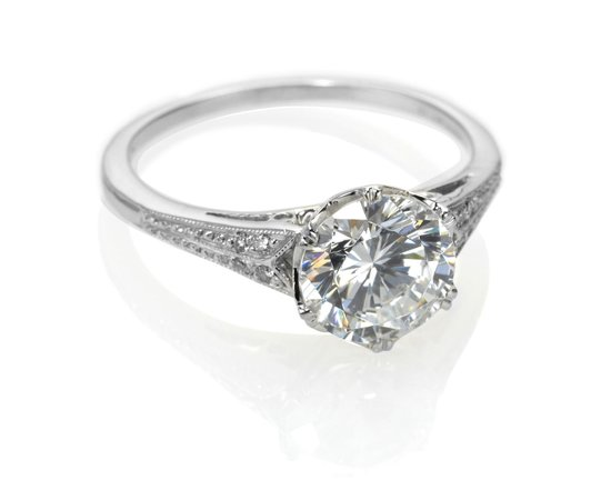 Vintage Engagement Rings NYC