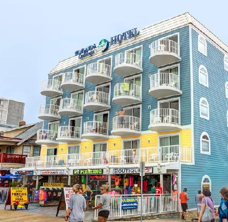 Photo of Tidelands Caribbean Hotel and Suites Ocean City