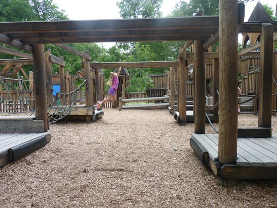 City park in spearfish has a wonderful playground for Webster sd fishing report