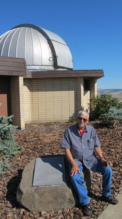 Goldendale Observatory State Park Interpretive Center