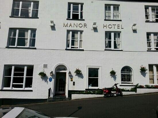 Photo of The Manor Hotel Exmouth