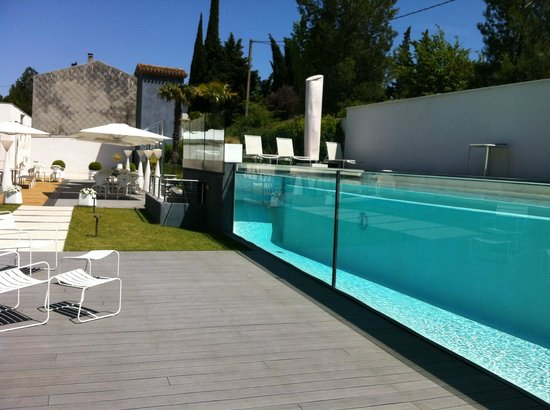 Swimming Pool 39 The Aquarium 39 Picture Of Hotel 111 Carcassonne Tripadvisor