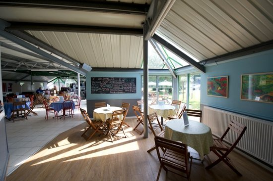 The Cafe at Park Rose