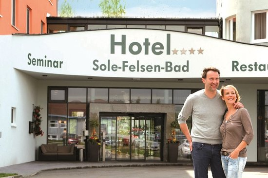 ‪Hotel Sole-Felsen-Bad‬