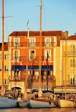 Photo of Hotel Sube St-Tropez