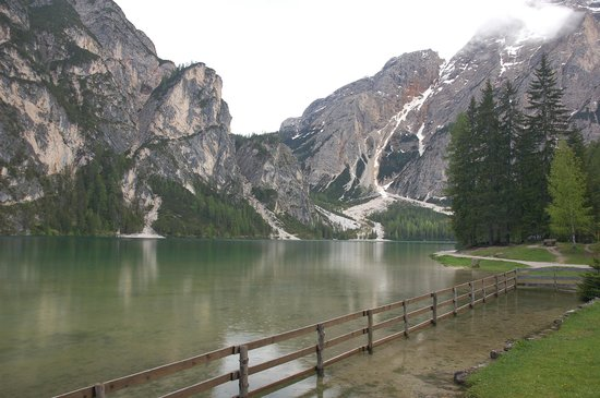 lago di braies prags - photo #5