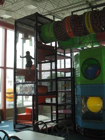 Playplace Is Fun For Kids Picture Of Mcdonald S Flint