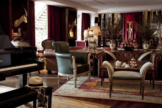 The Library Lounge Hotel Faena Buenos Aires