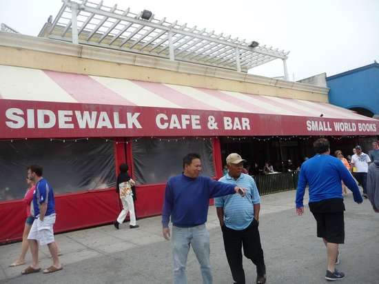 Sidewalk Cafe Venice Beach Reviews