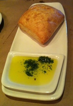 bonefish pesto dipping oil