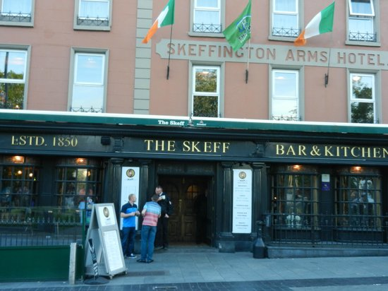 Gay friendly resturants in galway ireland