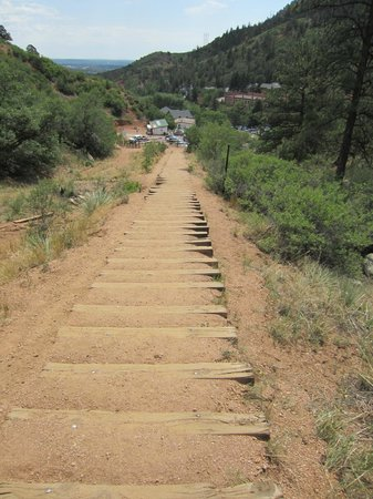Photo of Manitou Springs Incline
