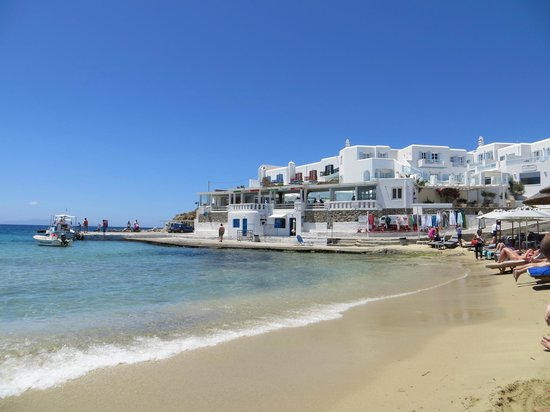 Acrogiali Hotel Mykonos Reviews