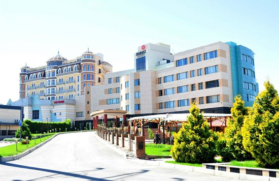 Photo of Hotel Jannat Bishkek