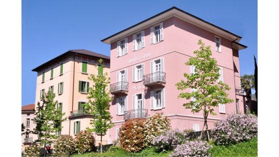 Photo of Art Hotel Garni Stella Lugano
