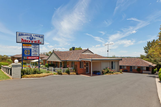 Tamworth Australia  city photos gallery : Abraham Lincoln Motel Tamworth, Australia Hotel Reviews ...