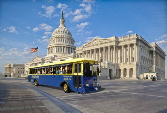 Royal Trolley Tours