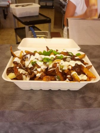 Best Poutine Kitchener