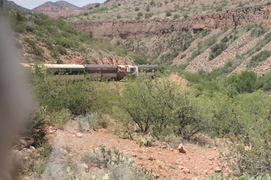 Verdevalley Rr Picture Of Verde Canyon Railroad
