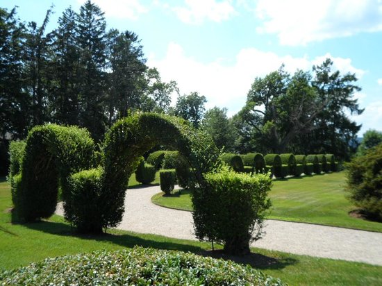 Welcome Picture Of Green Animals Topiary Gardens Portsmouth Tripadvisor