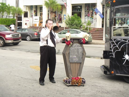 Ghosts and gravestones key west coupons