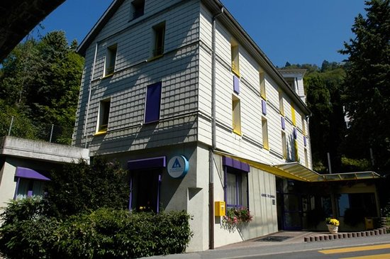 Youth Hostel Montreux-Territet