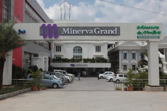 Minerva Grand Tirupati (India) - Hotel Reviews - TripAdvisor