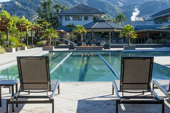 Photo of Calistoga Spa Hot Springs