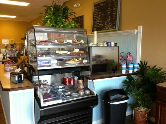 Island Coffee Haus: some of the goodies